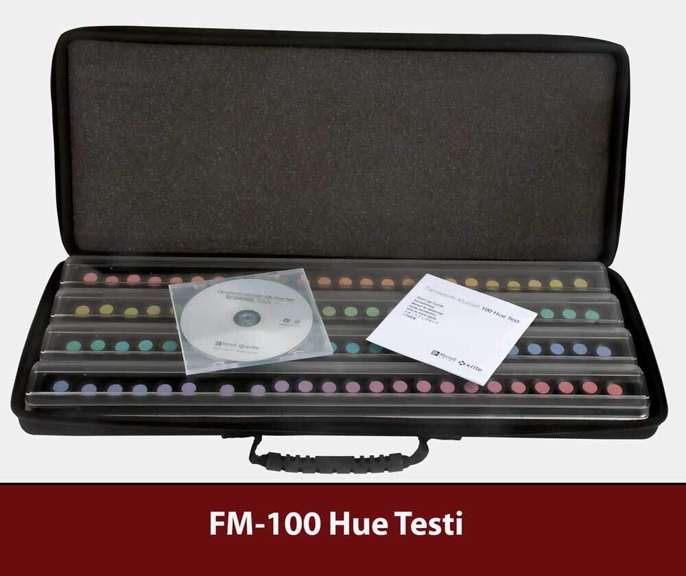 FM-100 Hue testi